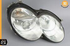 03-08 Mercedes R230 SL550 SL500 SL55 AMG Right Side Headlight Lamp Bi Xenon OEM
