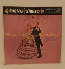 """Waltzes by the Strauss Family Scheherazade, Op. 35 12"""" Vinyl Record LSC2208"""