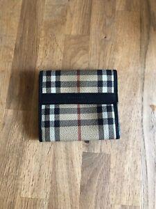 Vintage Burberry Wallet/Purse
