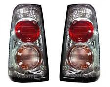CLEAR DONUTS TAIL LIGHTS LAMP USE FOR ISUZU TFR PICKUP 1991 - 1997