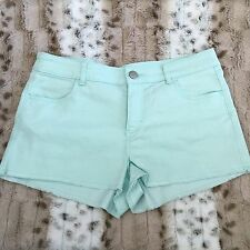 Divided By H&M Women's Light Blue Casual Shorts Size 8
