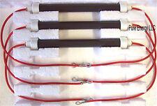 New Set of 3 BULBS 300W each EdenPURE Heating Elements 500XL GEN3 500 - A3841/RP