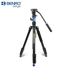 Benro Travel Video Tripod Camera Tripod Aero 2 A1883FS2C Converts To Monopod