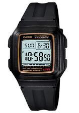 Reloj Casio digital modelo F-201wa-9aef