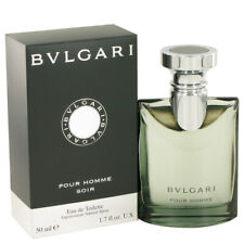 Bvlgari Pour Homme Soir by Bvlgari 1.7 oz EDT Cologne Spray for Men New in Box