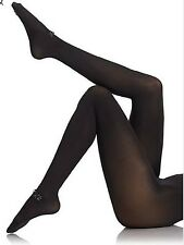 Wolford Tiara Swarovski Fashion Tights Small Black