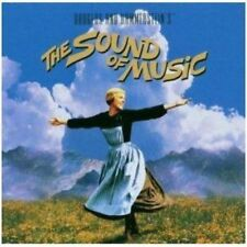 THE SOUND OF MUSIC Soundtrack (Gold Series) 40th Anniversary Edition CD NEW