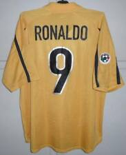 maglia Inter Ronaldo 1999 2000 Nike shirt Pirelli player issue worn jersey M vtg