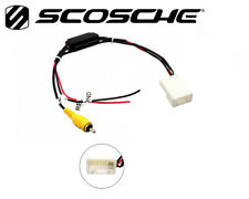 Scosche CRTTA01 OEM Camera Retention Harness for 2014-17 Camry & Land Cruiser