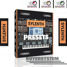 Sylenth - Huge +100,000 Preset Producer Archive 1,823 FULL Soundbank Libraries
