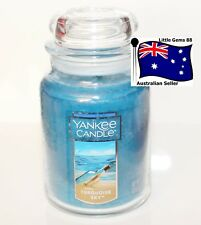 Yankee Candle Turquoise Sky Large Jar 623gms up to 150 Hours Burn Time