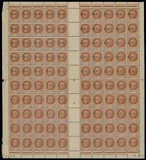FRANCE - FRANCIA - 1944 - Francobolli della liberazione - Gironda - 1,50 foglio