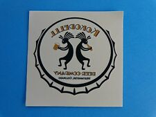 Beer Temporary Tattoo Sticker ~ KOKOPELLI Beer Company ~*~ Westminster, COLORADO