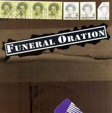 Funeral Oration - Funeral Oration [New CD]