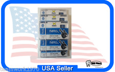 SETx 5 BRACKET ROTH NANO 0.22 monoblock MORELLI Orthodontic Supplies USA Seller
