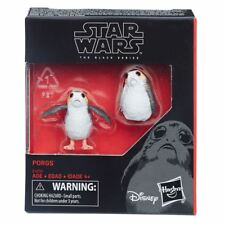 Star Wars The Black Series 2-Pack Porgs Action Figure