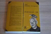 Portrait de Joseph Delteil par Pierre Tesquet / Editions Robert Morel
