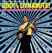 Various - 300% Dynamite-Ska,Soul,Rocksteady,Funk & Dub in Ja