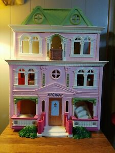 Fisher Price Loving Family Twin Time Grand Mansion Dollhouse Accessories