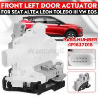 Left Front Electric Door Lock Actuator For Seat Altea  Leon VW EOS