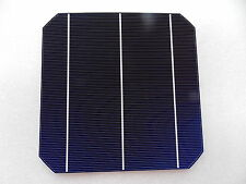 Mono Solar Cells 19%, 4.6 watt, .51 volt. 36 ct pack High Output Cells