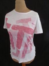 T-shirt Armani Blanc Taille M à - 68%