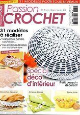 Passion crochet - n° 1 octobre / novembre 2010