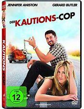 Der Kautions Cop - Gerard Butler - Jennifer Aniston - DVD - OVP - NEU
