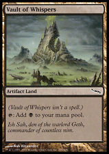 MTG VAULT OF WHISPERS EXC - VOLTA DEI SUSSURRI - MRD - MAGIC