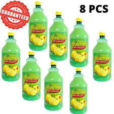Case of 8 - 48 oz. Bottle ReaLemon 100% Lemon Juice Bulk