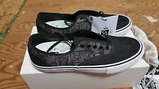 "Vans X MR. Cartoon SYNDICATE AUTHENTIC ""S"" 10 YEAR ANNIVERSARY Size 11 supreme"