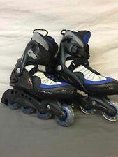 Black&Blue Rollerblades HyperShell Men's 9
