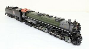 MTH 4-6-6-4 Challenger Steam Loco - Great Northern - O Scale, 2 or 3-Rail