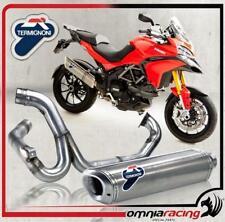 Impianto scarico Completo Termignoni Titanio Racing Ducati Multistrada 1200 10>