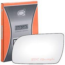 New Fits 85-05 CHEVY ASTRO GMC SAFARI Driver Side LH Mirror Glass *2735
