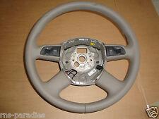 Audi a6 a8 original volante de cuero nuevo 4f0419091dk 1zh Indutherm multifunción