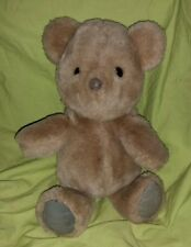 Vintage Gund Teddy Bear 1981 Bearspot Plush Stuffed Tan Brown