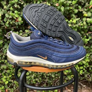 Nike Air Max 97 Blue Sneakers for Men for Sale | Authenticity ...