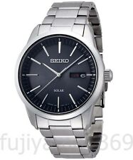 NEW SEIKO SPIRIT SBPX063 Solar Powered Watch Made in JAPAN Free/S from Japan