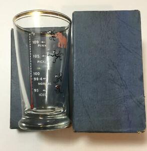 Pink Elephant Shot Glass Original Box Very  Rare