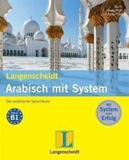 Langenscheidt Arabisch mit System - Sprachkurs für Anfänger und Fortgeschrittene von Kathrin Fietz (2012, Set mit diversen Artikeln)