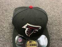 NEW ERA CAP ATLANTA FALCONS  59 FIFTY FITTED HAT