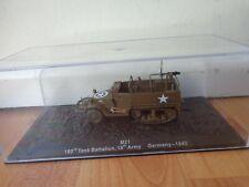 ATLAS DEAGOSTINI 1/72 M21 GERMANY 1945 193RD BATTALION WW2 DIECAST TANK