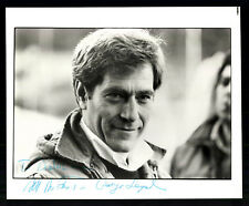 George Segal Autogrammkarte Original Signiert # BC G 23270