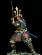 Samurai, 16th-17th | METAL MODEL KIT 75mm | TIN-75-045