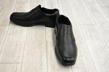 Deer Stags Fit Loafer - Men's Size 9W, Black