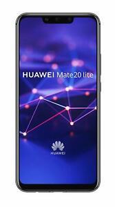 Huawei Mate 20 Lite Black 64GB Dual sim Unlocked  Smartphone