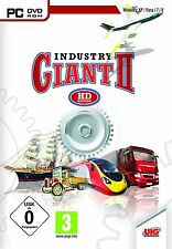 Gigante de la industria 2 Hd Nueva Versión (Pc Dvd) Nuevo Sellado
