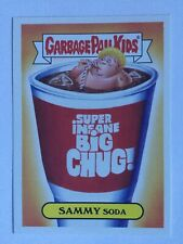 Garbage Pail Kids Topps 2016 American As Apple Pie 1b Sammy Soda