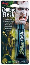 Zombie Flesh Makeup